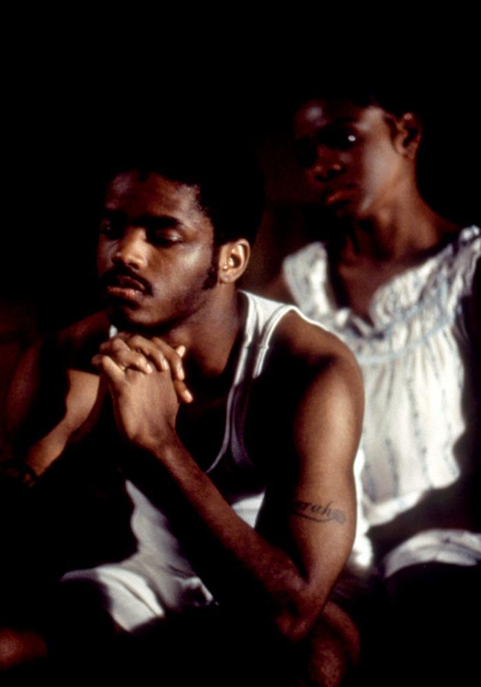 DEAD PRESIDENTS, Larenz Tate, Rose Jackson, 1995, (c)Buena Vista Pictures